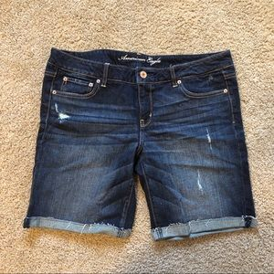 New with tags AE jean shorts